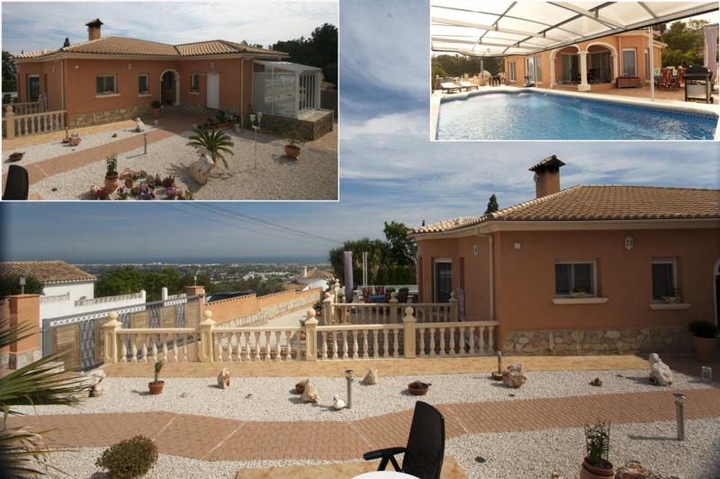 Detached Villa in Denia